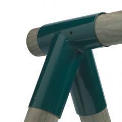 Giunto altalena tondo 100/100 mm